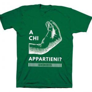 maglietta in dialetto