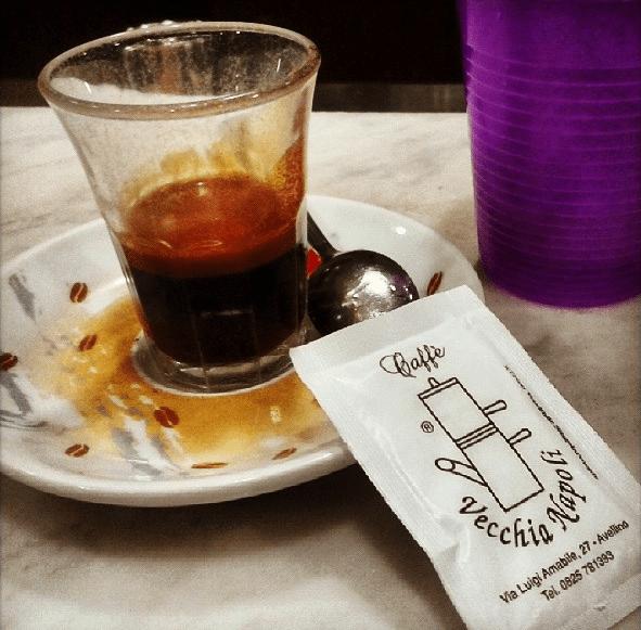 caffè vecchia napoli avellino
